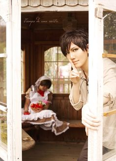 Spain and Romano, Axis powers Hetalia | shinomiya ran - WorldCosplay
