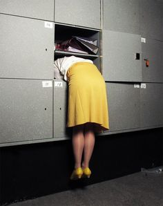 Surreal Photos of Contorted Women in the Workplace Photographs from Building Images by Isabelle Wenzel Title: Slavoj Žižek Color Photography, Portrait Photography, Fashion Photography, Photography Storytelling, Narrative Photography, Modeling Photography, Classic Photography, Glamour Photography, Abstract Photography