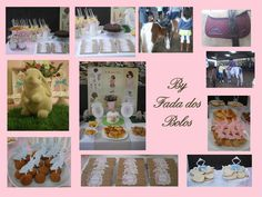 Belle & Boo Party - This is just adorable. I love the pony rides too!