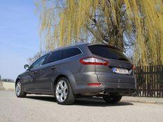 [Ford Mondeo Traveller 2,0 Ecoboost Powershift Titanium] Ende 2010 hat Ford den Mondeo überarbeitet und weiter verbessert. Wir durften die stärkste Mondeo-Version in Kombi-Ausführung zum Test begrüßen. #ford #mondeo