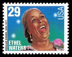 On June 14, 1939 Ethel Waters became the first African American to appear on television, in an NBC variety show. At the time Ms Waters was one of the highest-paid Broadway stars and had her own radio variety show. In 1949 she was nominated for an Academy Award for her role in 'Pinky' and later had the title role on television's 'Beulah'. #TodayInBlackHistory