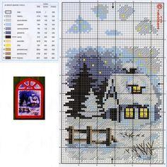Houses.Casas.Villas.Maisons - LovingCrossStitch - Picasa Webalbumok