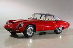 Alfa Romeo 6C 3000 CM Superflow (1960) Chassis 00128