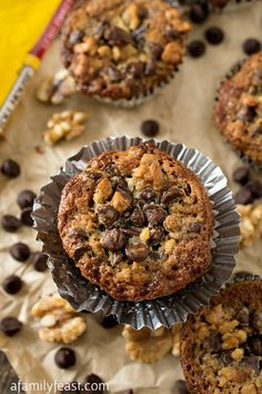 Toll House Chocolate Chip Cupcakes - A delicious twist on a classic recipe!