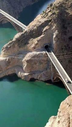 Pakistan-China Friendship Tunnels in Gilgit-Baltistan. Pakistan-China Friendship Tunnels in Gilgit-Baltistan. Beautiful Roads, Beautiful Places, Karakorum Highway, Places To Travel, Places To See, Places Around The World, Around The Worlds, Pakistan Travel, Bridge Design