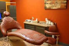 The dentist chair are really comfortable and they can move up and down, which is unfortunate, because it's a dentist chair. I think it's mean to have such a comfy chair where you get your cavities filled. They should make it more uncomfortable so your brain doesn't get mixed signals.
