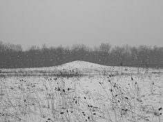 Burial Mounds, Ghosts and Fairies