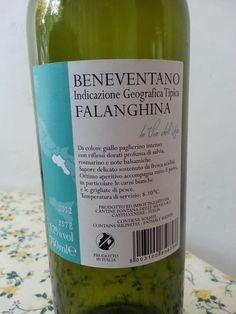 Flalnghina del Benventano - retro