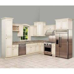 Maple Wall Cabinets |at Overstock.com ? Who woulda thought?