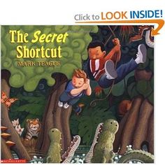 Great book to teach narrative writing