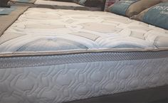Restonic Tempa Gel mattress