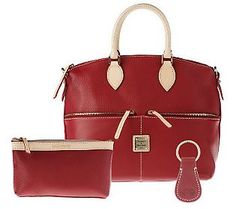 You'll just fall in love with this Dooney & Bourke