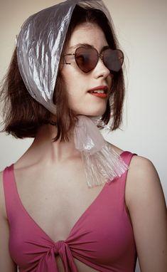 Photo by Xavier Bergman makeup and hair by África Perez Stylist Stacy López Model Fabiola Pajares