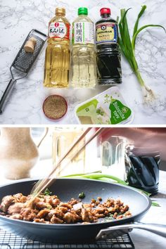 Hoe bereid je tofu: het geheim van vlezige tofu teriyaki | Kind of Asian Teriyaki Marinade, Teriyaki Saus, Mochi, Jelly, Asian, Snacks, Hoe, Hush Hush, Indian