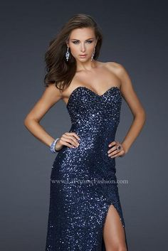 La Femme 17526 at Prom Dress Shop