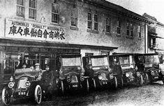 1910年 日本初の自動車ディーラー ルノー