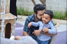 Jr NTRs son Abhays super adorable pictures from Janatha Garage sets will end your Monday on a good note! Boy Photos, Cute Photos, Cute Pictures, Wedding Couple Poses, Couple Posing, Race Gurram, Janatha Garage, New Images Hd, Sneha Actress
