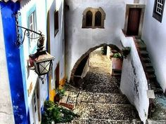 Óbidos Medieval Village - Portugal - Visit with ON Tours