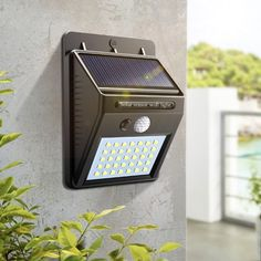 10 Outdoor Lighting Tips for Your Home – Voyage Afield Bedside Lighting, Outdoor Wall Lighting, Solar Lamp, Solar Lights, Diy Solar, Solar Security Light, Continuous Lighting, Veggie Patch, Light Of Life