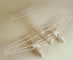 Great article on balsa wood planes