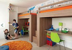 Decorando um quarto para dois irmãos | BlogPortobello