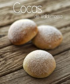 Bocados dulces y salados: Cocas de Valldemossa