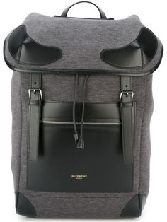 GIVENCHY 'Rider' Backpack. #givenchy #bags #leather #lining #polyester #backpacks #