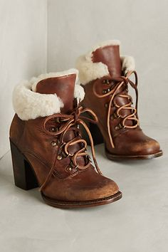 Freebird by Steven Swiss Booties #anthrofave