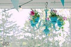 Comment fabriquer un lustre pour vos plantes! | Trucs et Bricolages