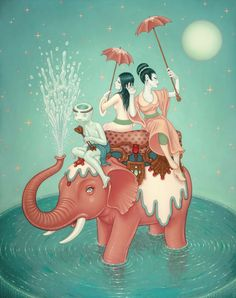 So cool: Tara McPherson - Safety of Water
