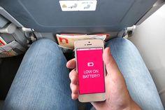 """Anúncio da LG só aparecia em smartphones da concorrência – """"pouca bateria?"""" ;-) - Blue Bus"""