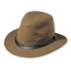 The Tin Cloth Insulated Packer Hat in Tan