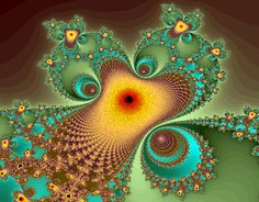 Mandelbrot fractals produce stunning, infinitely detailed patterns, and this image is just one example of the vast possibilities.