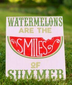 watermelon cottage