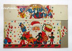 Vintage Santa Wizard Scarecrow Lion Graphics Childs Toy by picks4u