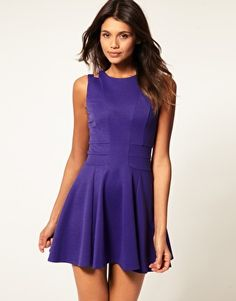 This is a cute/simple dress