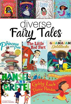 Culturally Diverse Fairy Tales - 11 picture books for your classroom - No Time For Flash Cards - theodora Good Books, My Books, Story Books, Preschool Books, Books For Preschoolers, Preschool Pictures, Preschool Crafts, Fairy Tales For Kids, Alphabet