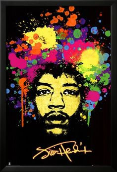 Jimi Hendrix Photographie sur AllPosters.fr