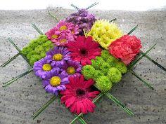 pave style floral arrangements - Google Search