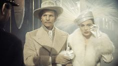 1974. Murder on the Orient Express. Michael York and Jacqueline Bisset as Count and Countess Andrenyi.