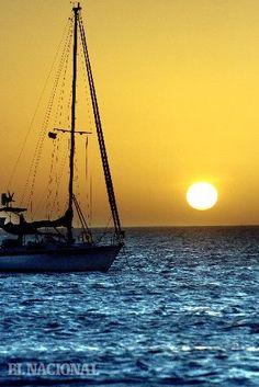 La Isla la Tortuga, ubicada en la Mar Caribe a 75 Km al norte del estado Anzoátegui. 25-07-2008 (ALEXANDRA BLANCO / EL NACIONAL)