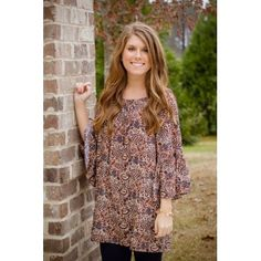 The One You Want Tunic