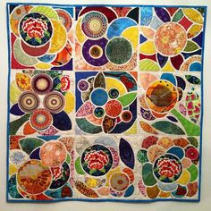 Tile quilt | Quilts | Pinterest | Quilt tutorials, Scrap and Mini ... : tile quilt - Adamdwight.com