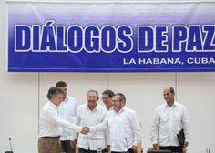 Cuba clave para la paz en Colombia