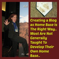 Today I will talk about why a blog is important to every Home Business Owner.. and why reaching your home business audience through blogging and blogging for beginners can be done! http://www.successwithlyndacromar.com/homebase