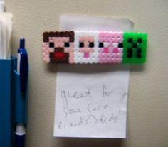 Minecraft Magnet 4 in 1 by GeekShop