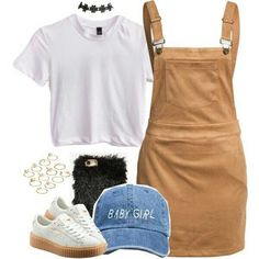 ❤ Find more pink clothing, casual outfits and knit Wear, jeans outfit for work and jeans tshirt. And more handbags, boots shopping and fashion now trending. Teen Fashion Outfits, Look Fashion, Outfits For Teens, Korean Fashion, Girl Outfits, Casual Teen Fashion, Prep Fashion, School Outfits, Fashion Dresses