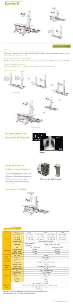 Equipos medicos Ecuador #ecoray #ecoview9 #corea #xray #tecnología #tecnology #equimeda #equipomedico #medicalequipment #salud #medical #médicos