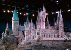Hogwarts x The Making of Harry Potter