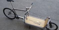 Larry Vs. Harry   Cargo bike BULLITT, a fast cargo bike designed by Larry vs Harry, Copenhagen, Denmark